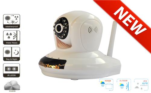Camera IP Wifi Không Dây Giải Pháp Hoàn Hảo