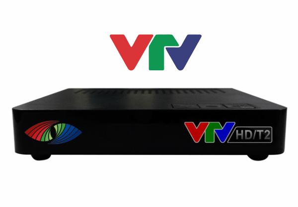 Đầu thu DVB T2 của VTV HD/T2