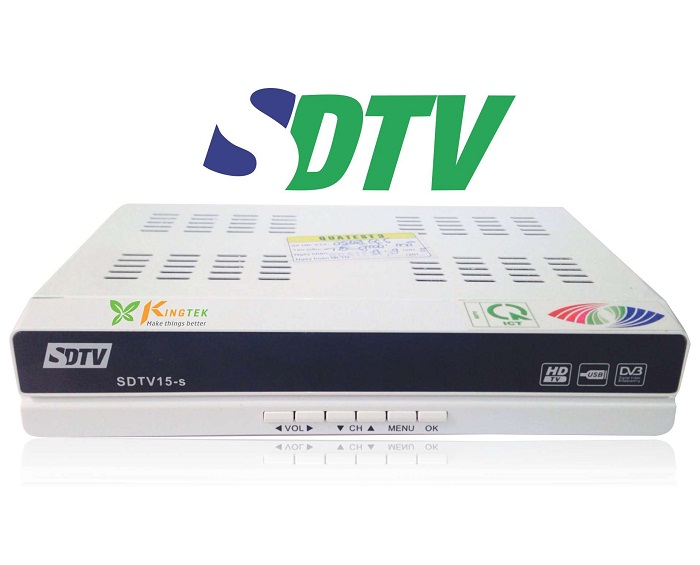 Đầu thu DVB T2