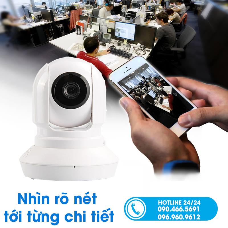 Cài đặt camera xem qua mạng internet modem totolink